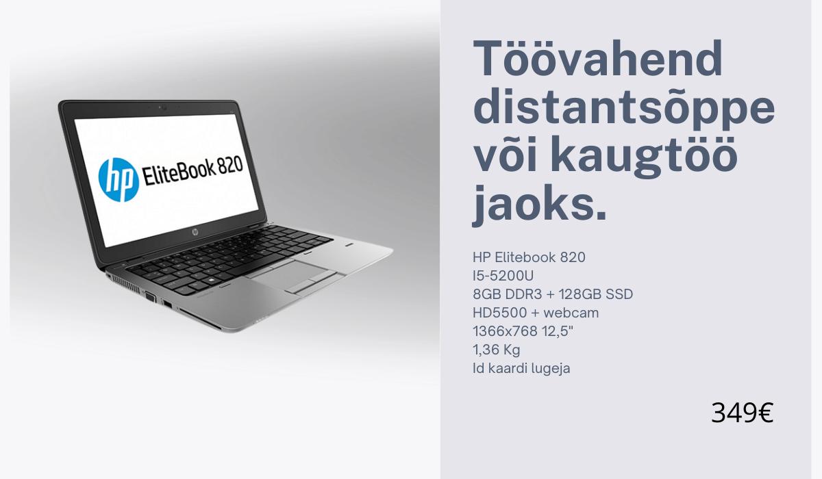 Elitebook 820 refurb